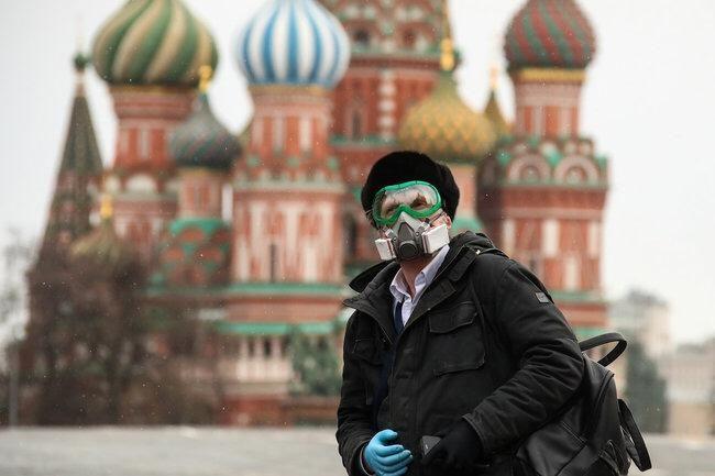 Коронавирус, самоизоляция и наказание в Москве